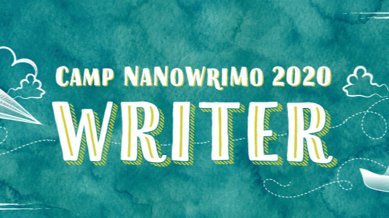 Blog Pirra Smith - Camp NaNoWriMo Julio 2020