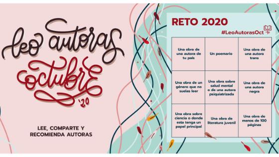 PirraSmith - Participando en el reto Leo autoras octubre 2020