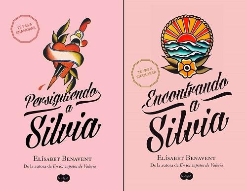 Cantantes en novelas romanticas - Bilogia Silvia - Elisabet Benavent